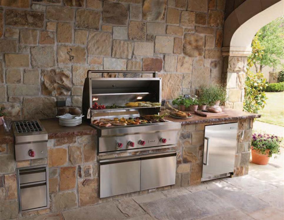 Outdoor kitchens bexar county tx outdoor kitchen designs for Outdoor kitchen designs san antonio