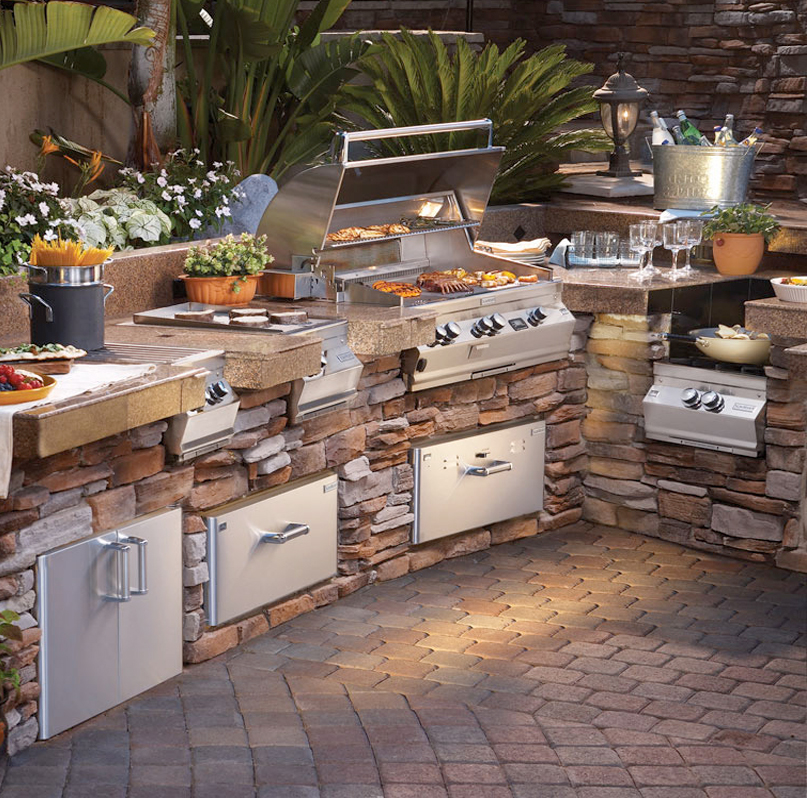 San antonio outdoor kitchens outdoor kitchen building for Q kitchen san antonio tx
