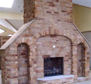 Fireplaces San Antonio Tx Brick And Stone Fireplaces In